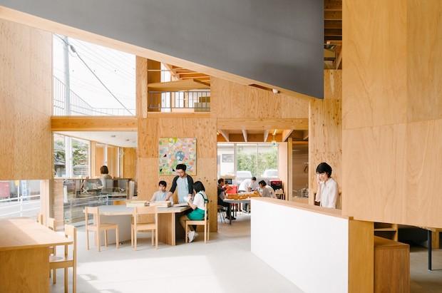 〈Good Job! Project〉(2012-)プロジェクト, VI, サイン計画, パッケージデザイン Photo: Yoshiro Masuda