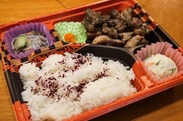 株式会社コンフォートダイナー 若鶏の炭火焼弁当 680円