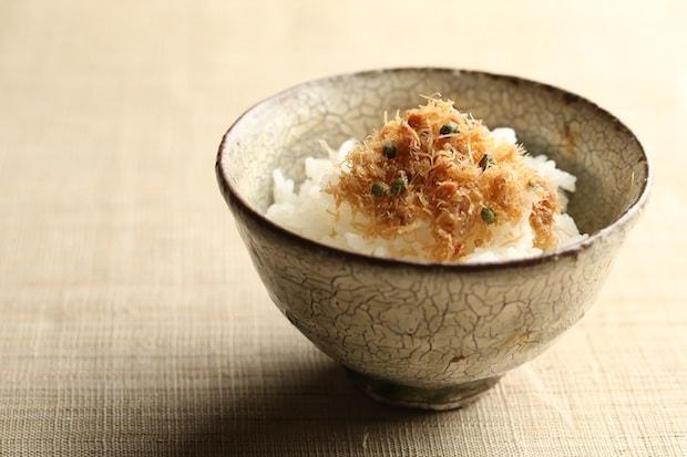 朝倉山椒と紅ずわい蟹 蟹山椒 #西村屋 1,480円(税込)