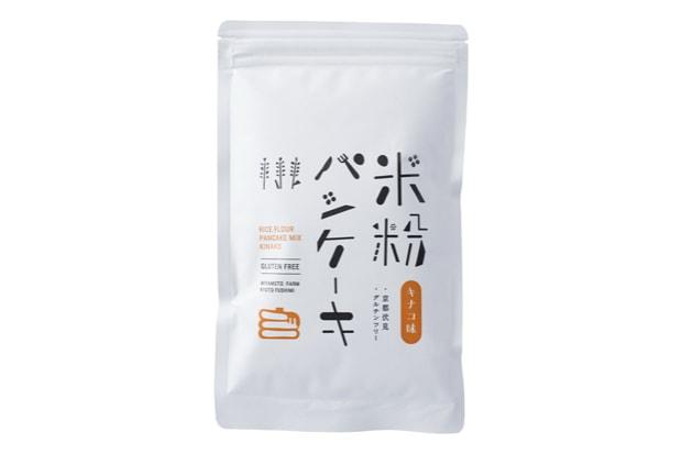 米粉パンケーキミックス(キナコ味) 180g  918円(税込)