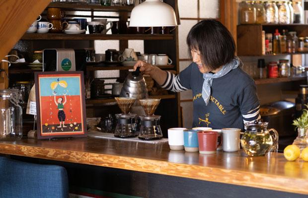 〈HOMEMAKERS Farm & Cafe〉は4月中は臨時休業予定。