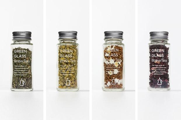 左からクロモジ、カモミールジャーマン EX、もち米玄米、ハイビスカス。