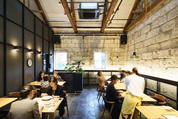 レストラン「GEA0053」