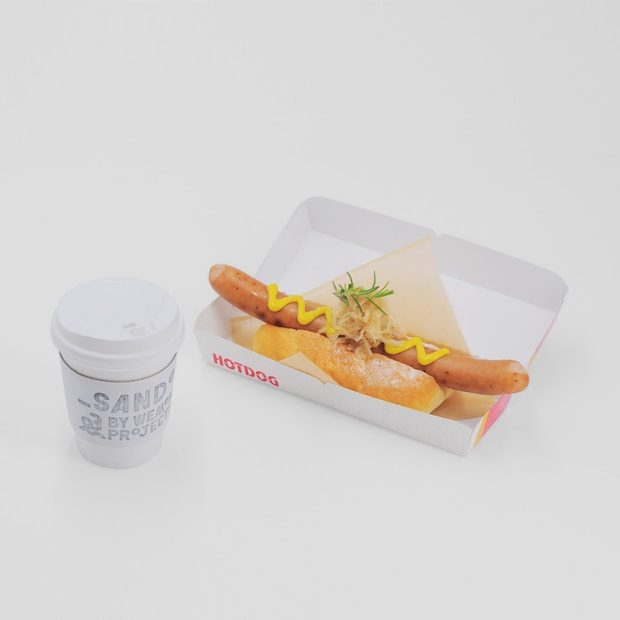 「IPPONDOGセット」(1,100円)