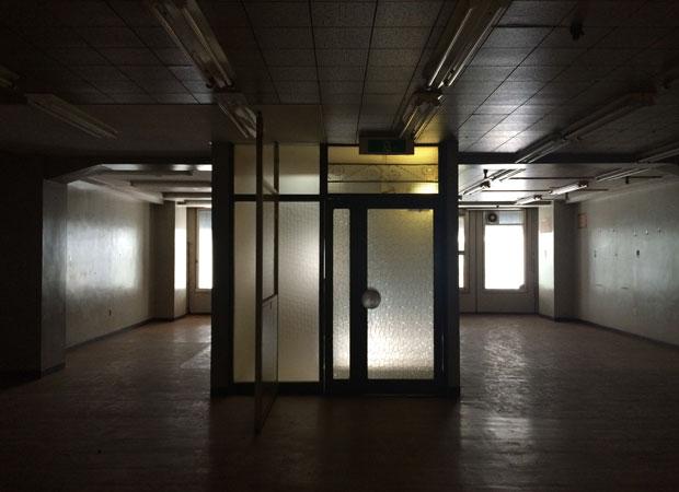 カンダマチノート2階before。