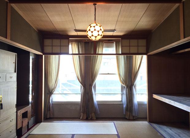 カンダマチノート4階住居before。