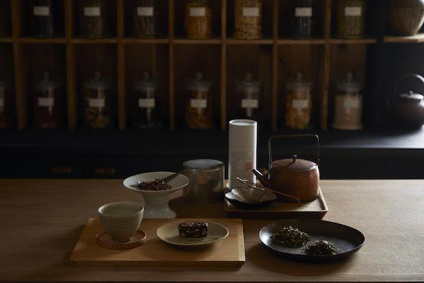 漢方やお茶など