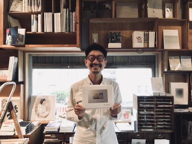 「masterpiece」を手がけた〈栞日〉店主、菊地徹さん。松本のまちの空気をつくってきた諸先輩たちを訪ね、聞き書きしました。