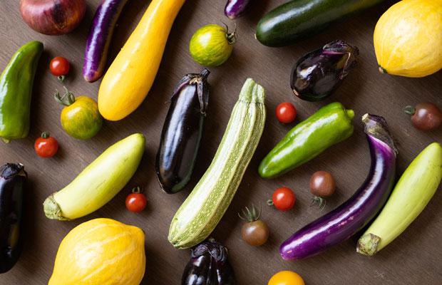 ビューティフル夏野菜! おいしいから食べたくなる。食べたいから育てたくなる。