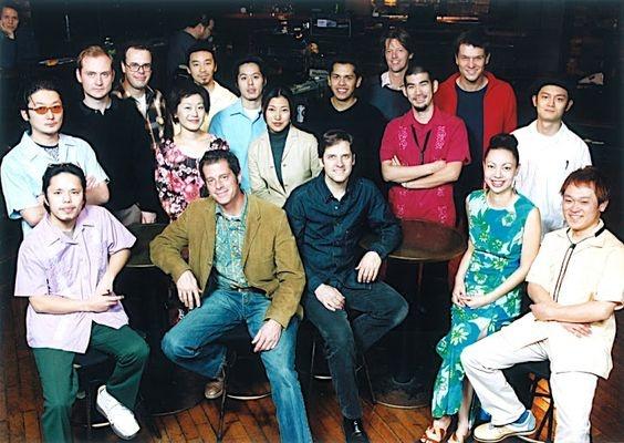 キャレキシコのメンバーとダブルフェイマス。