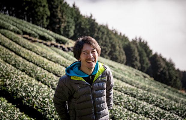 園主の片平次郎さん。父の働く姿に憧れ、大学卒業後すぐ実家に戻り就農した。(写真提供:豊好園)