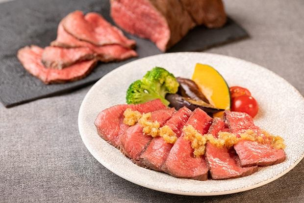 〈タニタ食堂レシピ付き 佐賀牛 希少部位トウガラシ1kg〉限定50点。