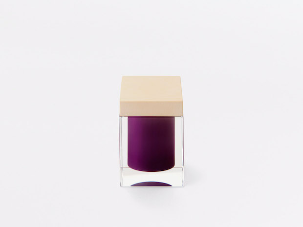 〈しずく 紫〉