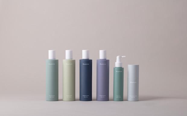 加齢による髪質の低下をフォローするヘアケアライン全6アイテム。