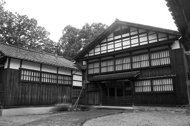城端別院善徳寺 研修道場外観