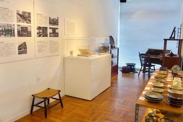 安川慶一の仕事展 展示風景