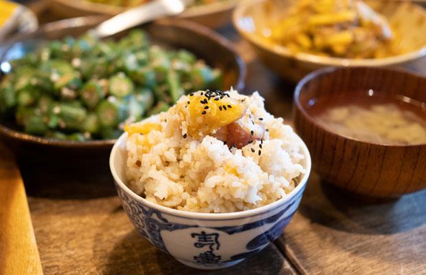 さつまいもに栗にかぼちゃ、食卓で感じる小豆島の秋