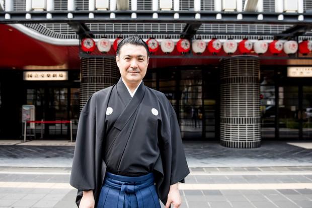 平成30年に6代目を襲名した竹本織太夫さん。
