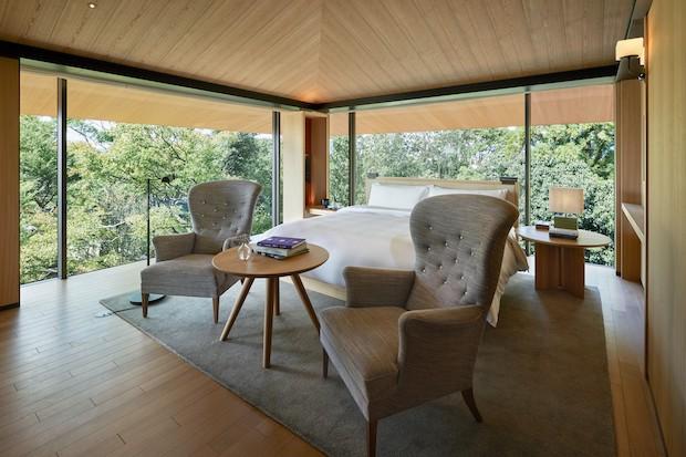 パゴダハウス 135平米(1室)ベッドルーム