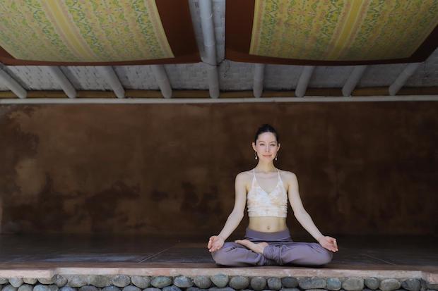 呼吸を整え心を穏やかにするトゥリヨガ体験(90分)