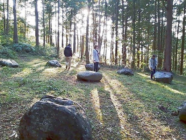 神、自然、文化と人が共創するまち、徳島県神山町