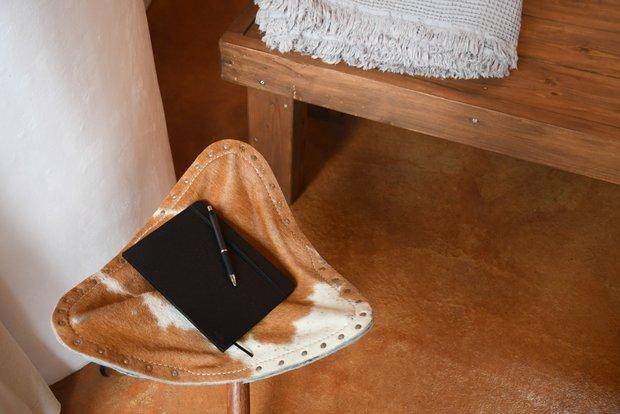 部屋に置かれたゲストノートには「もう1泊したい」「冬場にまた来たい」などのメッセージが綴られている。