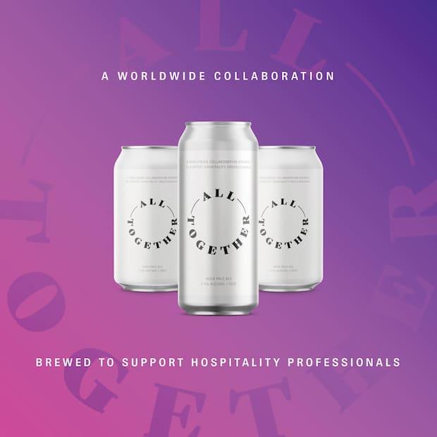 低コストでビールをつくるソースを提供できるように、レシピだけではなく、アートワークも無料で使用可能。