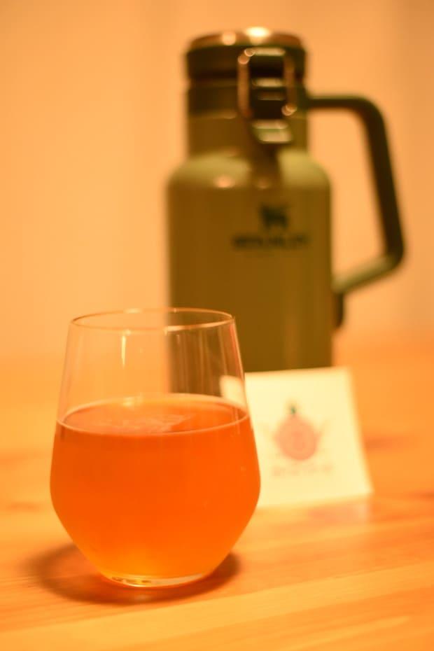 量り売りのため、マイグラウラー(ビールを持ち運べる水筒のこと)持参のお客さんも増えているとか。