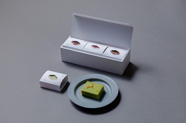 〈YO KAN KA〉3個入り1,440円(税別)6個入り 2,880円(税別)