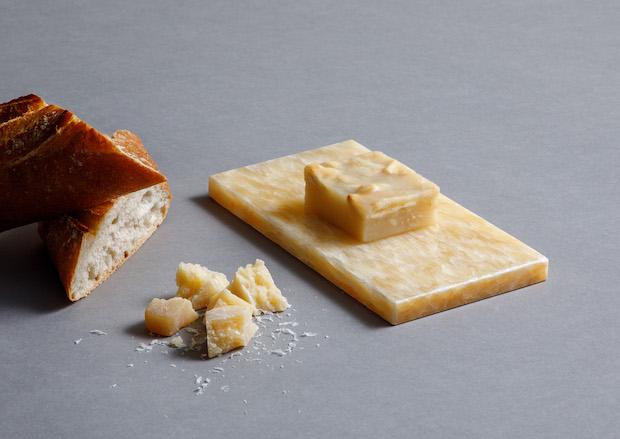 チーズとパンのヨウカンカ