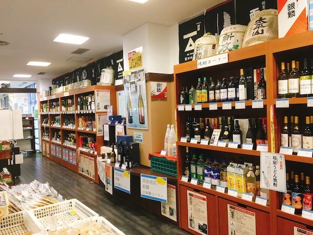 日本酒大国の秋田。種類豊富なのでどれにするか迷ってしまいます。