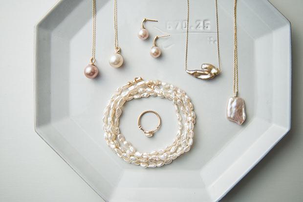 琵琶湖の伝統産業をモダンに再生。 〈ビワコットン〉と〈びわ湖真珠〉