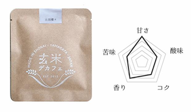 山形を代表する酒米〈出羽燦燦〉。酒造米からできた洗練された甘みと香りが特徴です。