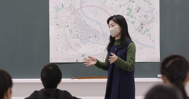 藤井光『あかい線に分けられたクラス』2021