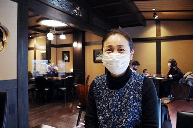 「太宰府を満喫できる観光づくり、まちづくりとして何かできないか」と太宰府全体のこれからを考える栗山さん。