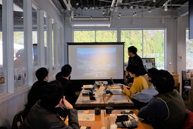 神山の取り組みを現地のプレイヤーから直に学ぶ。