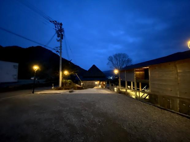 デザインされた宿〈WEEK神山〉。