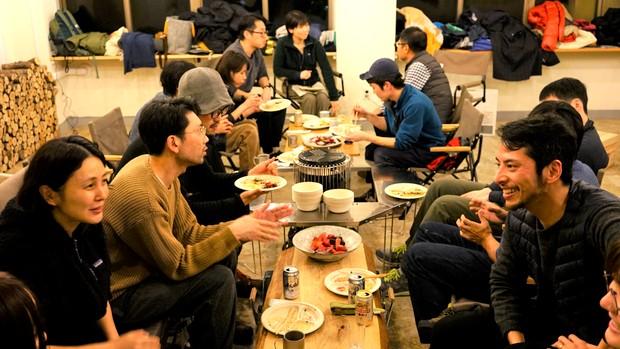神山のメンバーとゆるやかにつながる場、〈WORK101〉。