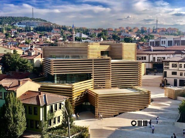 オドゥンパザル近代美術館(トルコ)2019 © Erieta Attali