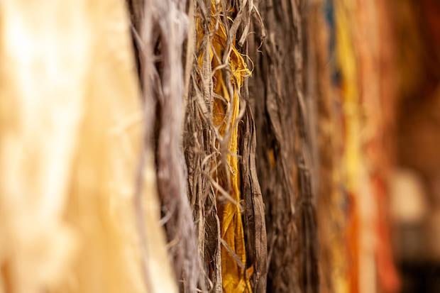 「つなぐ・つながる 二風谷アイヌ展」伝統工芸
