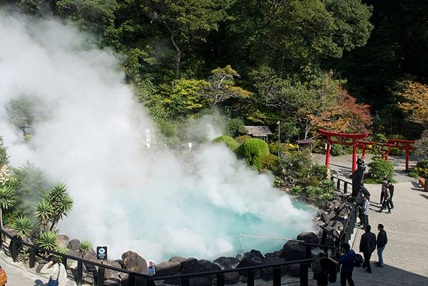 大分県・別府温泉といえば一度は訪れたい「地獄温泉巡り」。