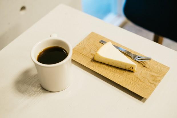 徳山コーヒーボーイでは、期間限定で、シーズンごとにコーヒーに合うスイーツを販売することもある。