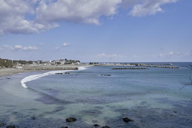 初心者向けの波からベテラン向けの波まで、洋野町のサーフスポットは波のバラエティが豊富。