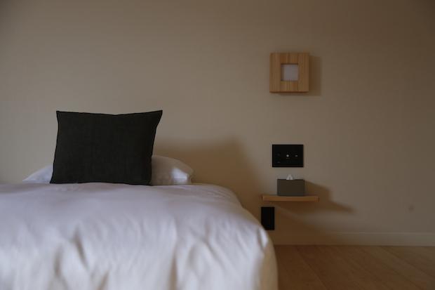 客室。Photo Yuna Yagi
