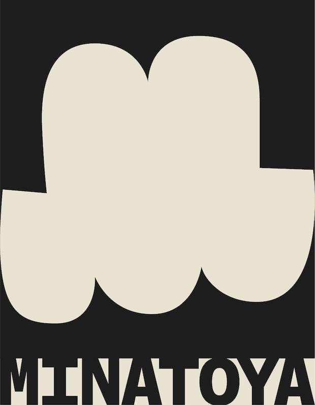 〈Minatoya〉のロゴ。