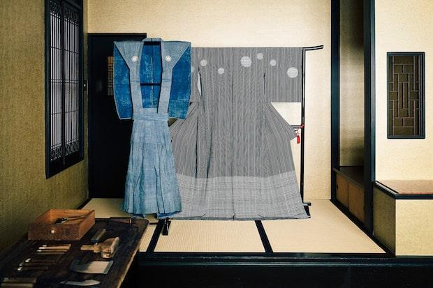 江戸小紋の染めを100年に渡り受け継ぐ〈廣瀬染工場〉
