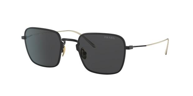 Prada Titanio レクタングル 79200円(予定価格)black
