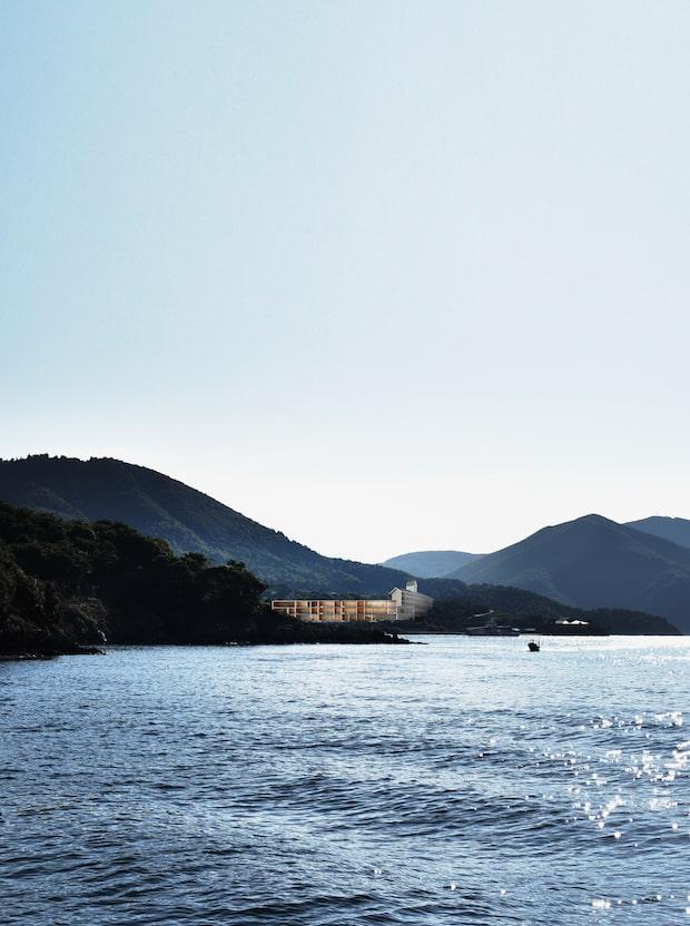 ユネスコ世界ジオパークに認定され、豊かな自然に恵まれた地・隠岐諸島にある日本初のジオホテル〈Entô(エントウ)〉。