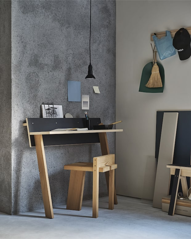 2019年にはカリモク家具と提携し、新ブランド〈石巻工房 by Karimoku〉がスタート