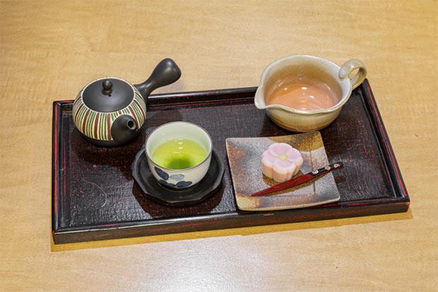 「上生菓子セット」700円
